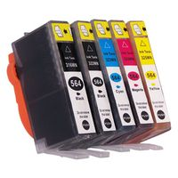 Compatible Ink Cartridge for HP 564/ 364/ 178 (Without Chip)
