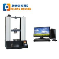 3000N Door Type Computer Control Spring Tension and Compression Testing Machine Manufacture