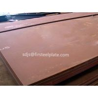 ASME SA537 pressure and boiler steel plate wide application