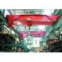 foundry overhead crane
