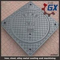 Hot Sale Smc/bmc Composite Manhole Cover/Sewer Cover