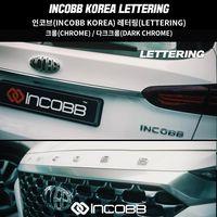 INCOBB KOREA EMBLEM LETTERING