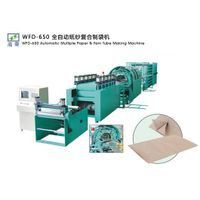 WFD-650 Paper & Yarn Compounded Bag Making Machine thumbnail image