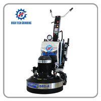 HTG-680-4 planetary 4 heads concrete floor grinder