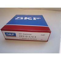 SKF 22210E Spherical roller bearings thumbnail image