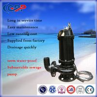 WQ Series Submersible Sewage Pump 80WQ30-30-5.5
