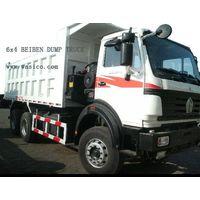 beiben dump truck 6x4