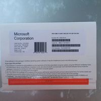 Windows 10 home key oem pack with new oem key sticker