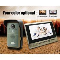 KDB702 Wireless video door phone