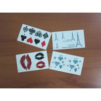 wholetrade high quality temporary tattoo sticker