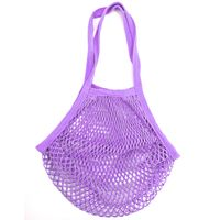 High Quality Portable Multi-purpose Storage Bag Shopping bag Mesh Beach Tote Bag