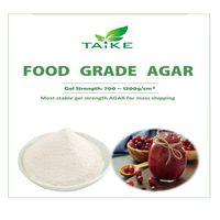 Food Grade Agar 1100GS / Thickener / Stabilizer / Emulsifier