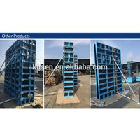Aluminum Wall and Column Formwork