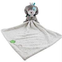 Comfortable baby towel for multi-function sleeping blanket plush Animal cartoon sheep Elephant thumbnail image