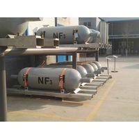 Semiconductor Grade 99.996% Nitrogen Trifluoride NF3