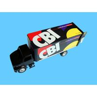 Water slide decals for truck models