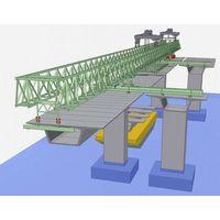 Bridge launching crane thumbnail image