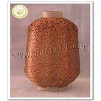 MH-type color metallic yarn