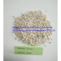 Silica sand with our own silica stone mining