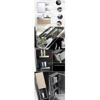 Fashion 304 stainless steel bathroom cabinet