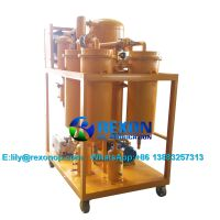 Vacuum Turbine Oil Filter Unit for Dewatering and Impurities Removing thumbnail image