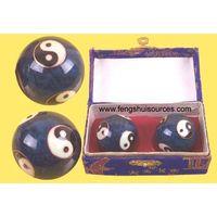 Tai Chi Health Balls for Feng Shui