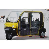 3 wheels electric car,4-5 seats electric car