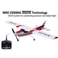Mini Cessna airplane 2.4GHz Brushless RTF(3G3X Version) from SKYARTEC R/C