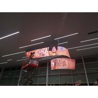 High Definition Full Color Flexible LED Display