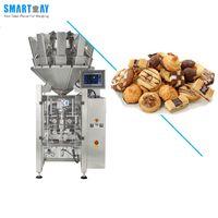 Auto Vertical Granule Cookie Filling Machine thumbnail image