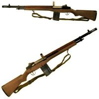 Real Action Paintball M-14 Rifle Paintball Gun