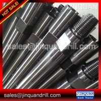 most popular in alibaba Friction Welding DTH Drill Pipe,length 1000mm, 1500mm, 2000mm