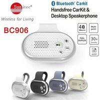 Universal bluetooth carkits wireless in-car speakerphone thumbnail image