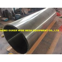 Mining sieve flat wedge wire screen welding machine