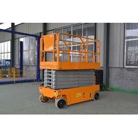 automatic hydraulic scissor lift platform