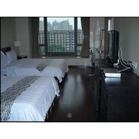 Pearl River New Bank apartment double luxury big bed thumbnail image