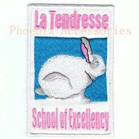 Embroidered Patch (PEP-007)