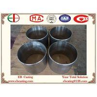 EB13051 High Cr White Iron Centrifugally Cast Tube