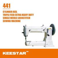Keestar 441 sewing machine for leather