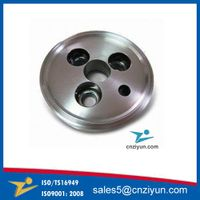 China factory aluminum cnc machining