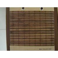 Jiangsu semi-finished articles bamboo woven curtain