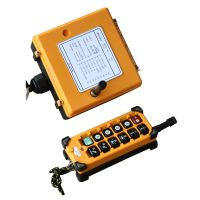 F23 series industrial wireless radio remote control for electric hoist