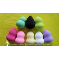 Gourd-shaped Non-latex Cosmetic Sponge, Cosmetic sponge, makeup sponge, Drop-shaped Non-latex makeup