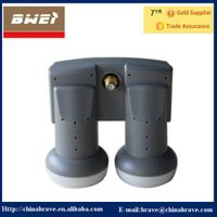 6 Degree High Gain Universal Ku Band Monoblock LNB