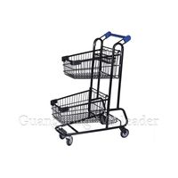 YLD-MT070-1F American Shopping Cart,shopping trolley,Shopping Trolley Manufacturer thumbnail image