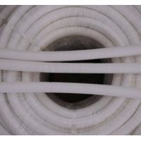 corrugated plastic  tube