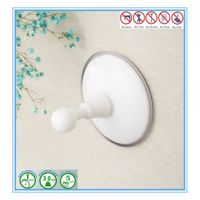 ABS Bathroom Shower Hanger with Suction Cup for Showerhead thumbnail image