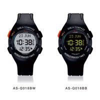azan watch/AL-SAHAR/AS-Q018BB