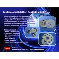 Speakers part Washer/Top Plate and T-Yoke/Back Plate