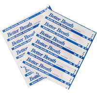 Best quality Breath right stop snoring nasal strips and anti snore nose strips thumbnail image